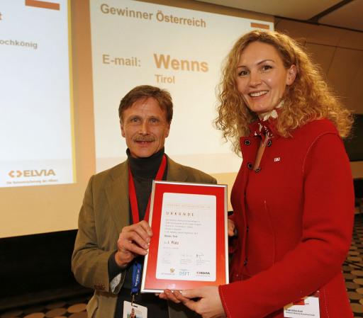 BILD zu TP - Wenns/Pitztal bietet den Gästen Österreichs besten Informationsservice