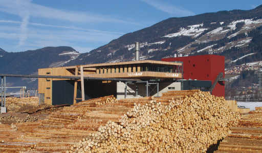 Als erste Eventlocation wurde das FeuerWerk der Unternehmensgruppe Binder Holz in Fügen mit Tirols wichtigstem Qualitätssiegel von LH van Staa und TW Chef Margreiter ausgezeichnet