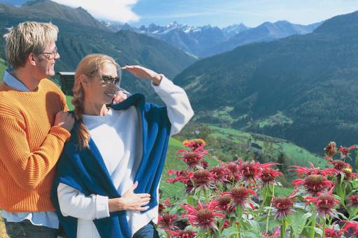 Heimische Wild-, Heil- und Küchenkräuter des Naturparks Kaunergrat stehen im Mittelpunkt der Heilkräuterwoche vom 23. bis 30. Juni 2007 in der Ferienregion TirolWest