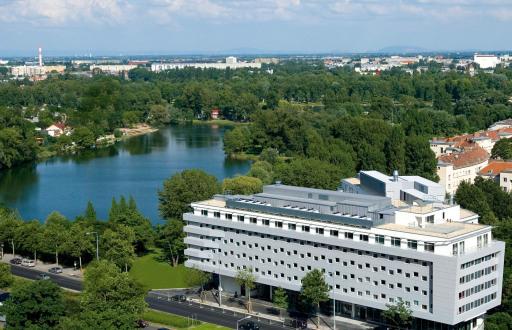 Hotel Arcotel Kaiserwasser Wien