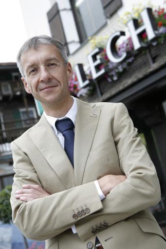Gerhard Walter: Tourismusdirektor Lech Zürs