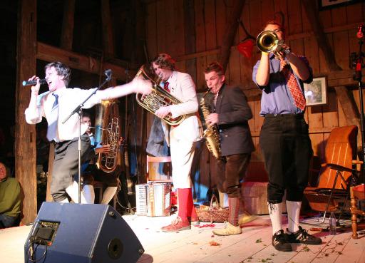 """Die bewährte Reihe """"jazz am arlberg"""" steht in diesem Jahr ganz im Zeichen heimischer Künstler"""