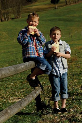 """Die KäseStrasse Bregenzerwald feiert: """"Bregenzerwälder Genusstage"""" zum zehnten Geburtstag"""