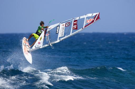 Weltmeister Jose Estredo (VEN) in Action