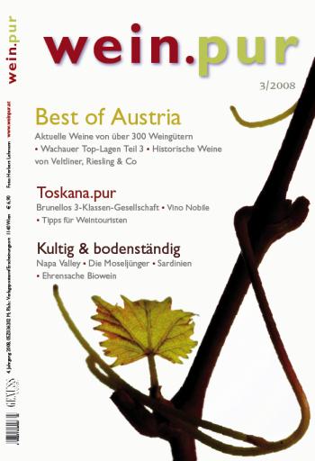 """wein.pur gibt Ihnen mit rund 1.800 Spitzenweinen von über 300 österreichischen Top-Weingütern die facettenreiche Antwort. Die wein.pur-Redakteure waren unterwegs und berichten im Sonderteil """"Best of Austria""""."""
