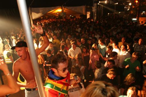 Legendäre Surf-Worldcup Partys