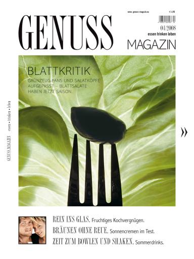 Die neue Ausgabe des GENUSS.MAGAZINs ist ab 1. Juli in österreichischen Trafiken erhältlich - rechtzeitig zum Sommerbeginn.