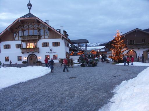 Lammertaler Advent im Winterstellgut Annaberg