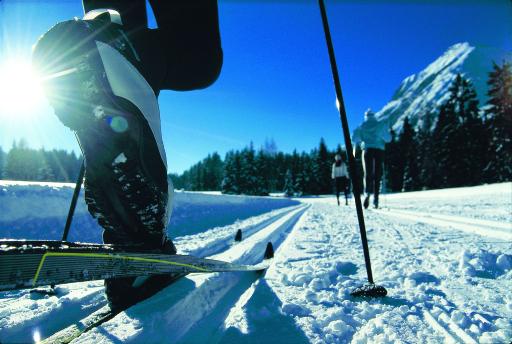 Perfekt gespurt bei den Tiroler Langlaufspezialisten