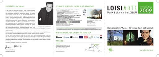 Die 4. Loisiarte: Zeitgenössische Musik & Literatur in der LOISIUM Kellerwelt - BILD/ANHANG