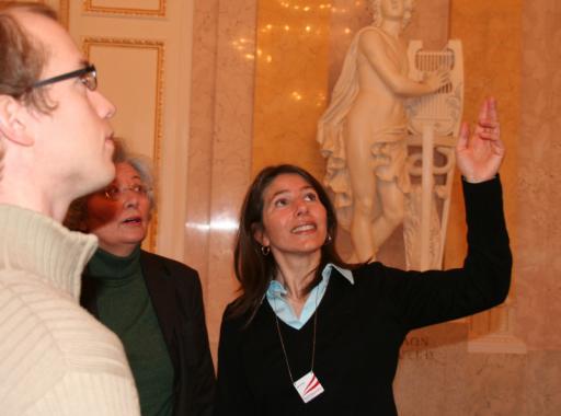 Über 120 Wiener Fremdenführer werden am Welttag unentgeltlich arbeiten, um ihren Beruf zu präsentieren.