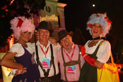 Gay Community feiert zum 2.Mal das Pink Lake Festival in Kärnten