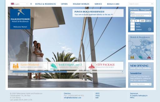 Elements.at freut sich derzeit über reges Interesse seitens der Top-Hotelerie. Ausgelöst wurde diese Entwicklung durch die erfolgreiche Umsetzung von Leitbetrieben wie Hotel Alpenrose (http://www.alpenrose.at) oder den Falkensteiner Hotelressorts (http://www.falkensteiner.com).