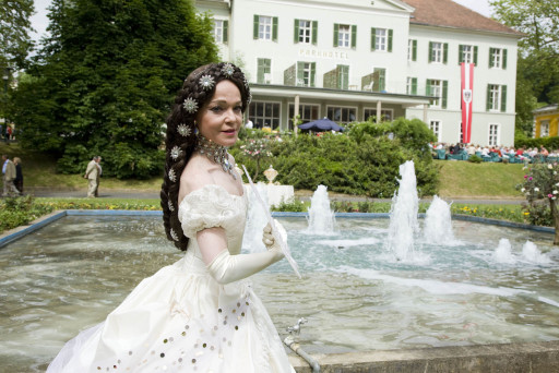Beim Biedermeierfest vom 15. - 17. Mai 09 empfängt Bad Gleichenberg seine Gäste besonders charmant.
