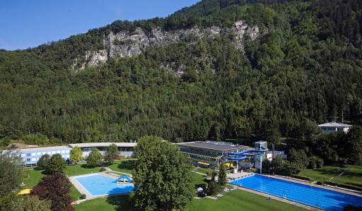 VAL BLU Resort Hotel in Bludenz