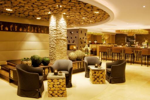 Hotel Andreus - Lounge und Bar