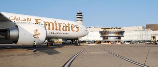 Emirates Airline feiert 5-jähriges Bestehen in Österreich