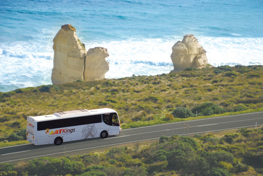 Mit AAT Kings auf der Great Ocean Road