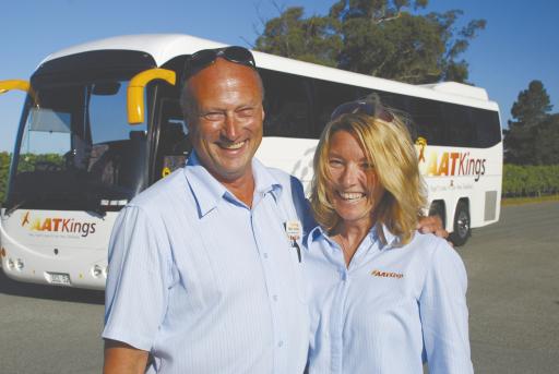 AAT Kings Bus-Team