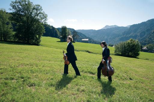 Die Kombination von Landschafts- und Kulturerlebnis ist in Vorarlberg einzigartig. Erlebbar beispielsweise bei der Schubertiade Schwarzenberg.