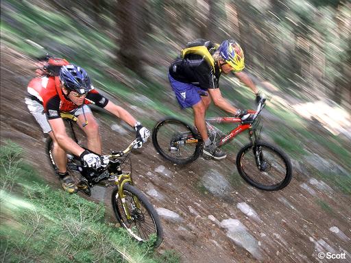 Als erste Probierregion im Alpenraum bietet die Ferienregion Mieminger Plateau & Fernpass Seen die Möglichkeit, tolle Trendsportarten und klassische Aktivitäten unter professioneller Anleitung zu testen. Bei den Probier's mal Wochen steh die geführte Mountainbiketour mit zur Verfügung gestellten Scott-Rädern übrigens am Freitag am Programm.