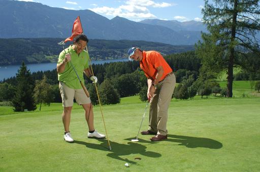 """Best of Golfland Kärnten"" - Wahl 2009"