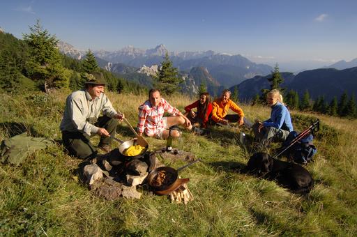 Geschichten rund ums Friggafest (19.07.) beim Wanderhotel Plattner