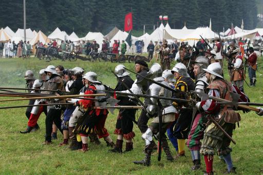 Ritterspiele 'Ehrenberg- die Zeitreise'