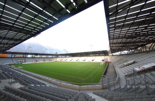 Das im Anschluss an die EURO zurückgebaute Innsbrucker Tivoli Stadion ist bereit für den Herbstschlager im Fußball: Am 10. Oktober trifft die Österreichische Nationalmannschaft im Rahmen der WM-Qualifikation auf Litauen.
