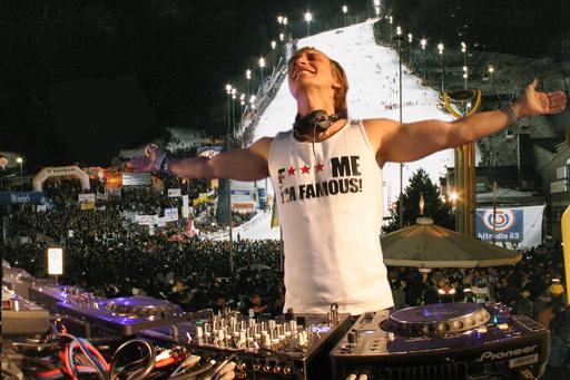 David Guetta wird am 5. Dezember das Schladminger Planai-Stadion rocken.