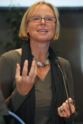 Dr. Petra Stolba, Geschäftsführerin der Österreich Werbung