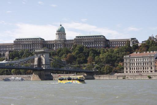 Riverride auf der Donau