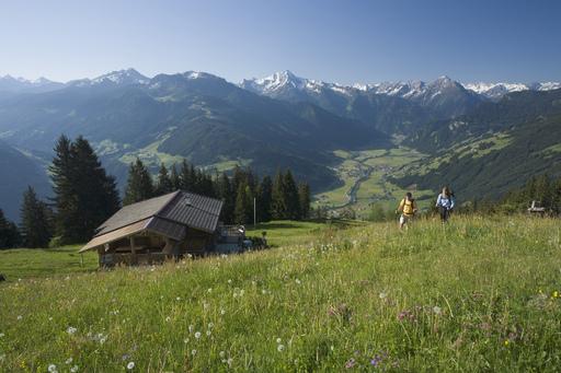 Die touristischen Betriebe des Zillertals verzeichnen 2,5 Plus an Nächtigungen im Sommer 2009 und das in wirtschaftlich schwierigen Zeiten.