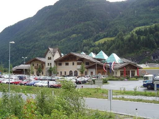 Österreichs beste Raststätte - das Trofana Tyrol an der A 12