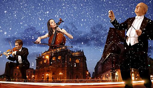 Budapest Winterinvitation