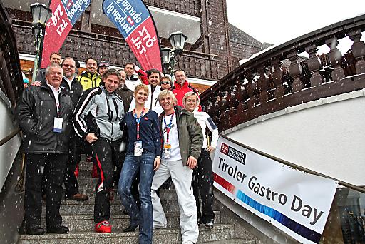 Am Dienstag, dem 24.November fand in Obergurgl-Hochgurgl die 5. Auflage des Tiroler Gastro Day - das beliebte Branchentreffen mit karitativem Hintergrund - statt.