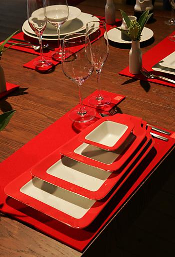 Genießen mit allem, was dazu gehört, heißt es vom 12. bis 16. Februar 2010 auf der Weltleitmesse Dining.