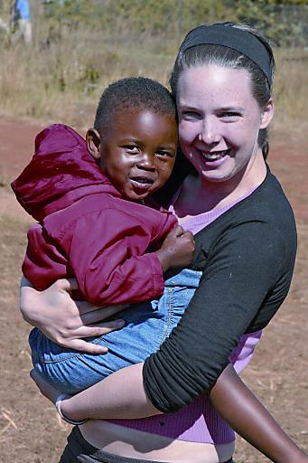 Kinderhilfsprojekt in Swasiland