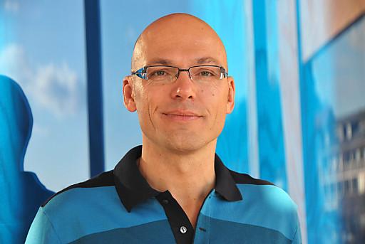 Wolfgang Wieser (43) führt das Team der Therme Loipersdorf in die Zukunft.