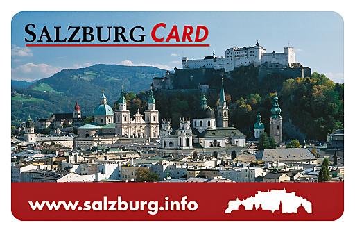 Noch nie wurde die Salzburg Card von Gästen so intensiv genutzt wie im Jahr 2009.