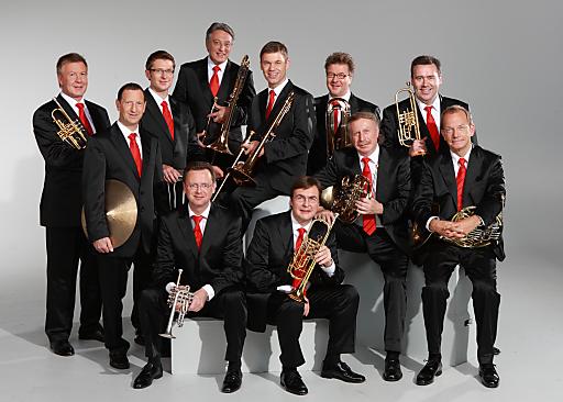 Die absoluten Highlights der 1. Salzburger Festspiele der Blasmusik sind die Auftritte von German Brass und Faltenradio.