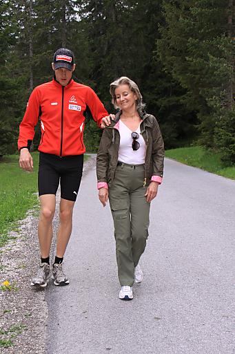 Dkfm. Elisabeth Gürtler, Dominik Landertinger
