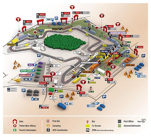 2010 findet der F1-Grand Prix von Ungarn am 1. August statt, am 29. Juli können die Boxen mit gültigem Ticket zwischen 16:00 and 19:00 Uhr besichtigt werden.