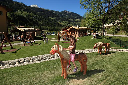 """Abenteuerspielplatz """"Gaudi-Alm"""" in Großarl, www.gaudi-alm.at"""