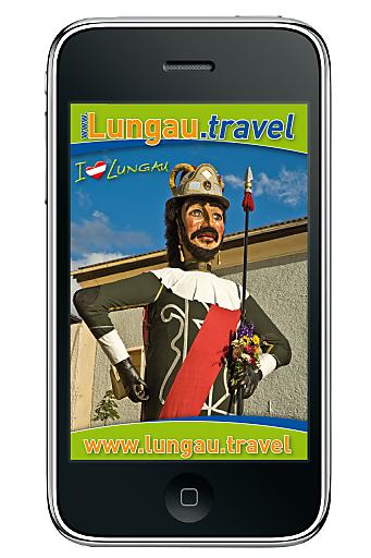 Der Lungau ist eine der ersten Ferienregionen im Salzburgerland mit einer eigenen iPhone App.