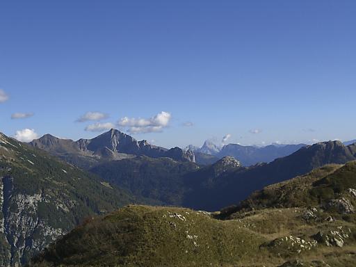 Auf den Gipfeln der Karnischen Alpen