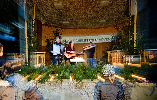 """Bereits zum 5. fünften Mal findet heuer der Bad Gleichenberger Advent """"Wia`s früahrer wor"""" statt."""
