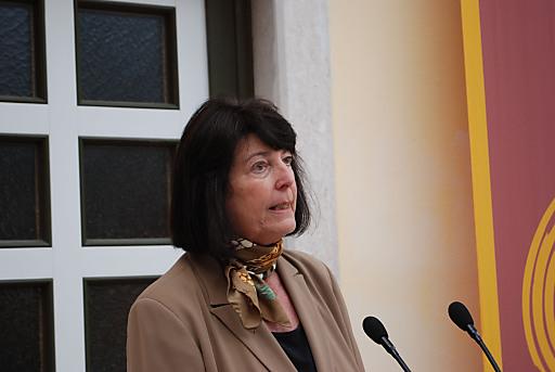 Dr. Eva Nowotny, Präsidentin der österreichischen UNESCO-Kommission, referiert auch beim 2. Welterbekongress.