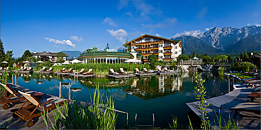 Das weit über die Grenzen hinaus bekannte am Mieminger Plateau gelegene Tiroler Alpenresort Schwarz übernimmt als Finalist des European Excellence Award die Vorreiterrolle im Tourismus.