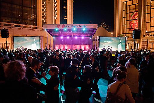 Dance Austria! The Big Waltz @ Lincoln Center